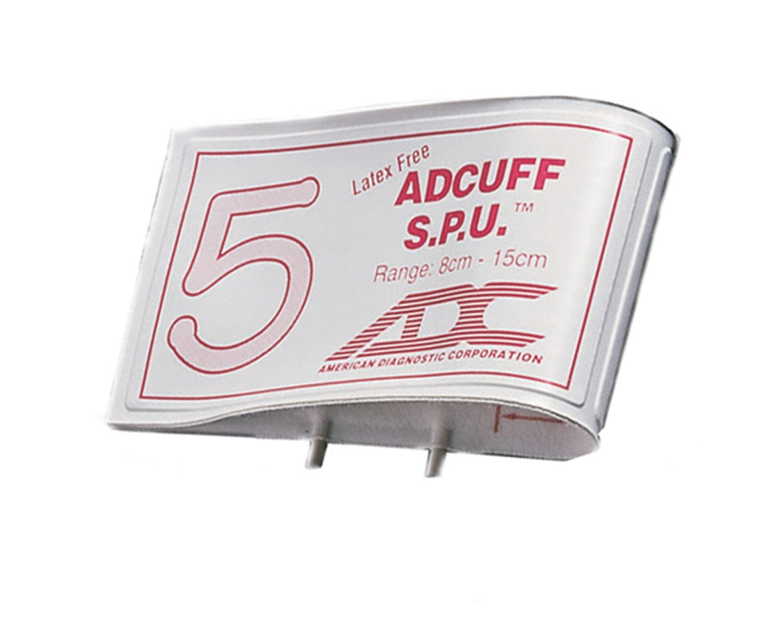 Adcuff S.P.U. Disposable Blood Pressure Two-Tube Cuff ADC8400