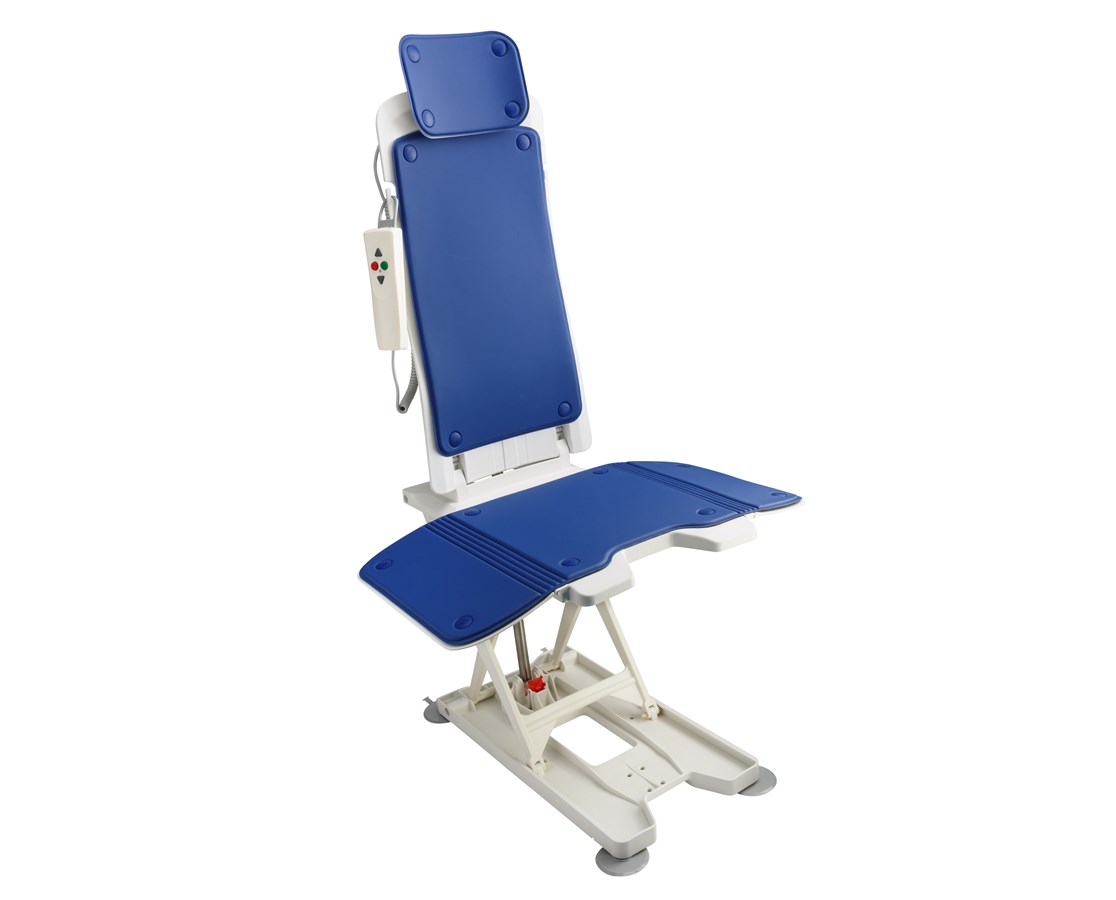 Automatic Lift Chairs adirmed bath lift - automaticly elevates - free shipping tiger