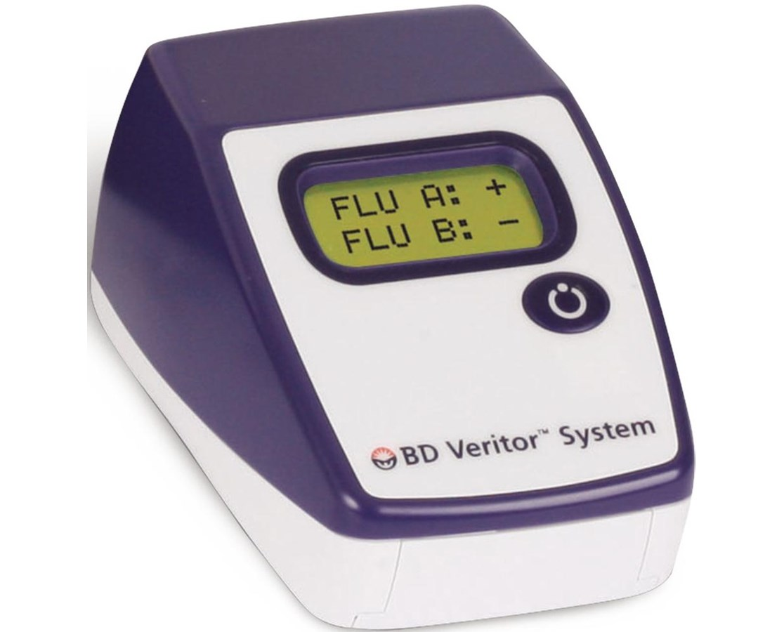 Bd Veritor System Reader Save At Tiger Medical Inc