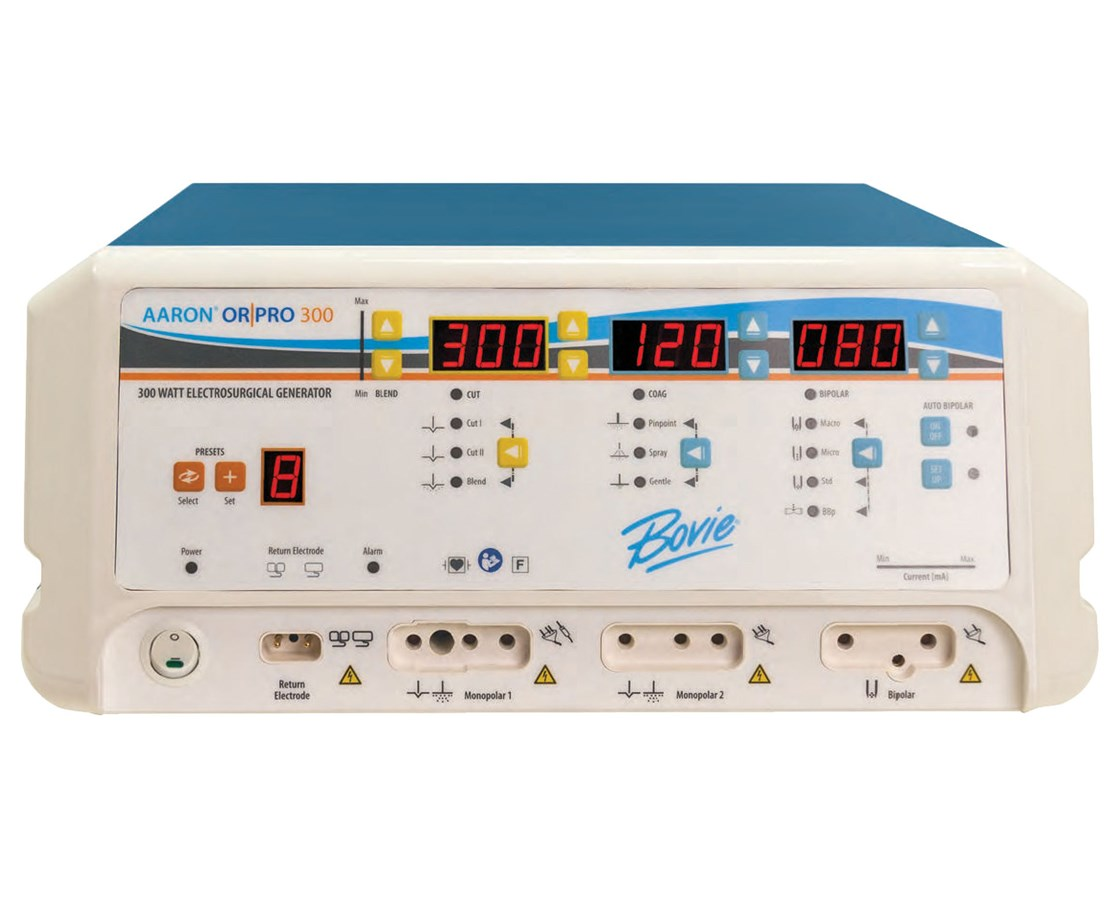 Aaron Digital Electrosurgical Generator - 300 Watts BOVA3250