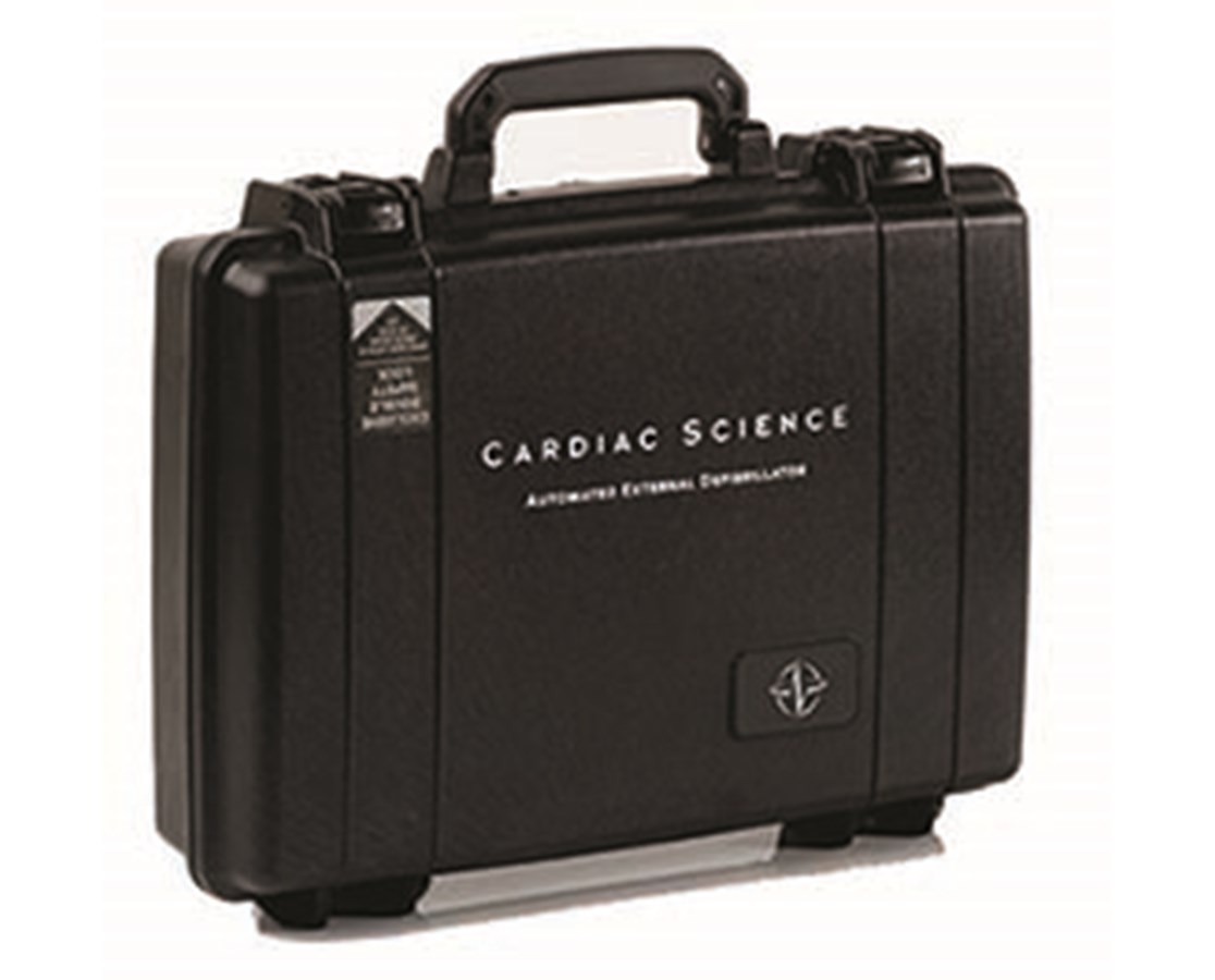 Powerheart G3 AED Hard Sided Carrying Case CAR9157-004