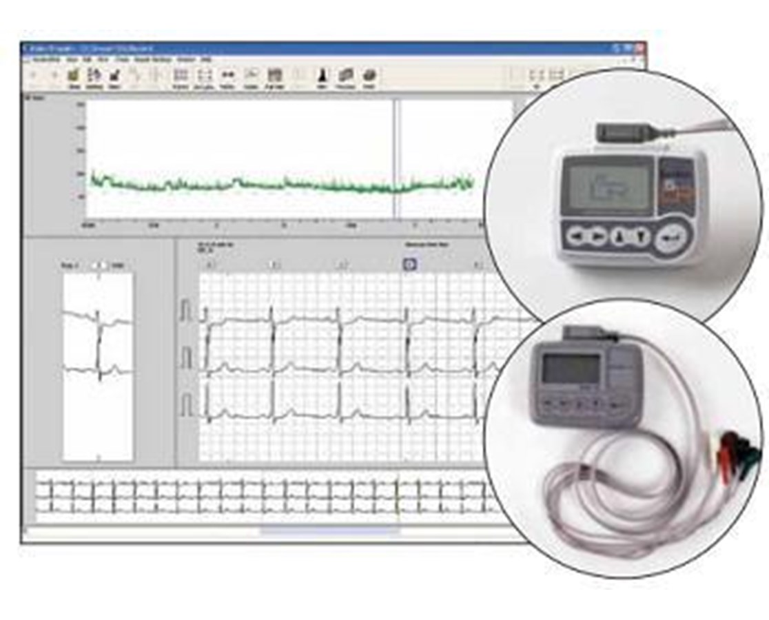 Burdick Vision Holter Software Kit CARV53-1G-