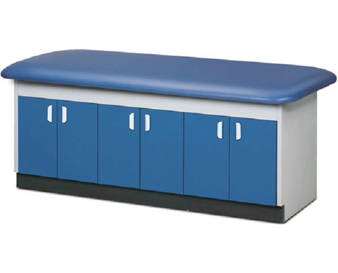 Clinton 6160 Bariatric Full Cabinet Treatment Table