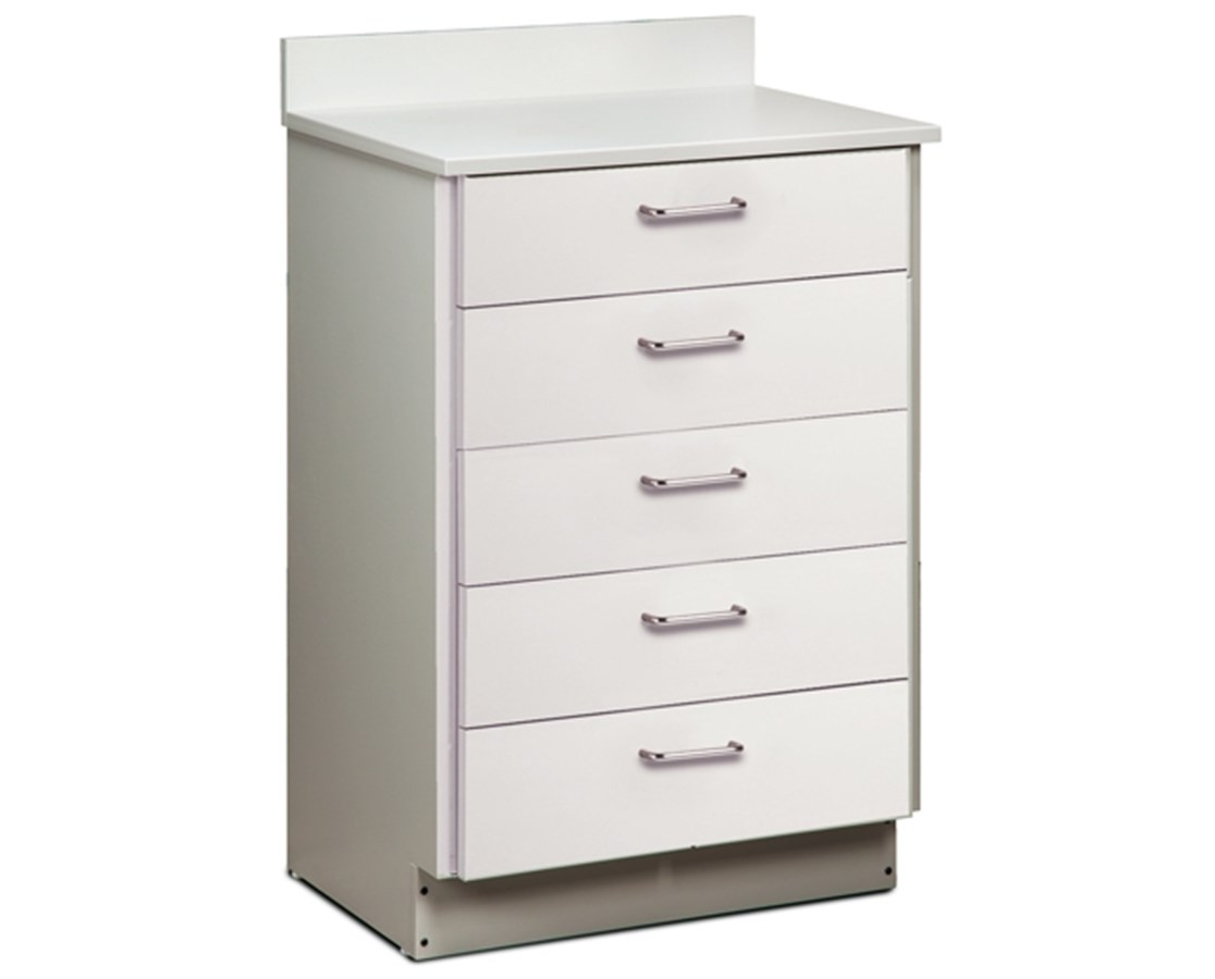 Clintonclean™ Treatment Cabinet with 5 Drawers CLI8805-P