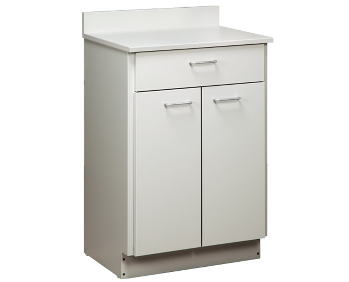 Clintonclean™ Treatment Cabinet with 2 Doors & 1 Drawer CLI8821-P