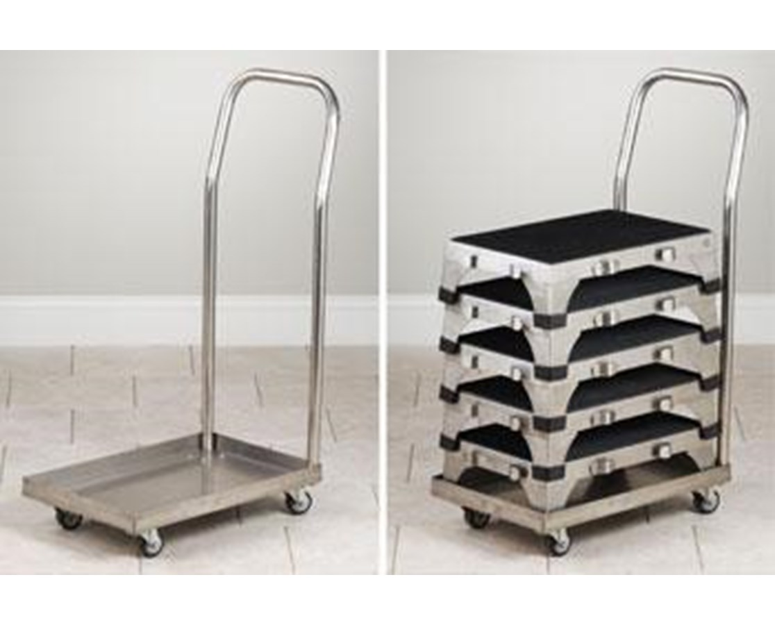 Stainless Steel Transport Cart CLISS-199