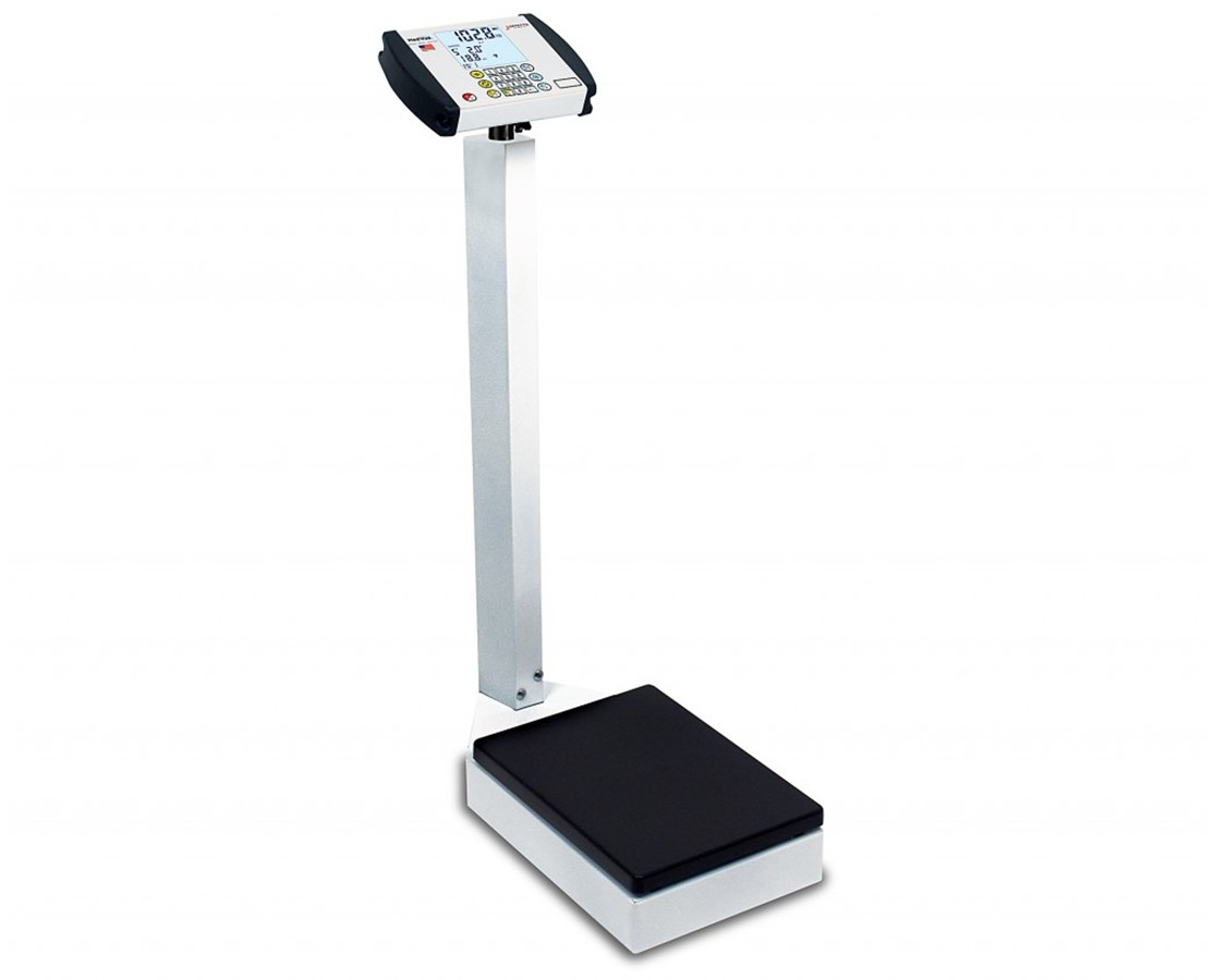 Digital Waist-High Physician Scale DET8437-