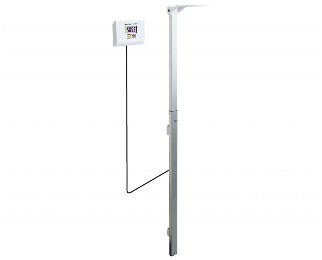 Digital Wall Mounted Height Rod DETDHRWM