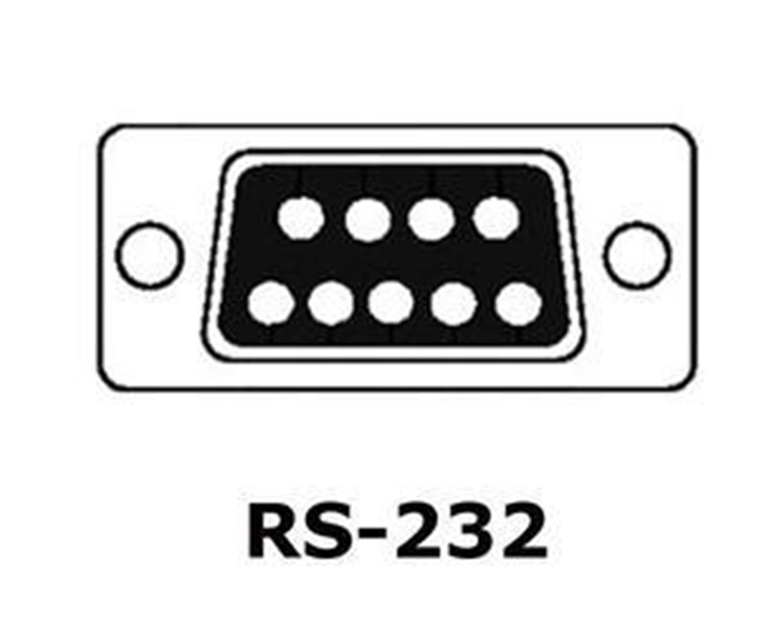 RS-232 Communications Port Option For DS7100 Handrail Scale DORDS7100-232