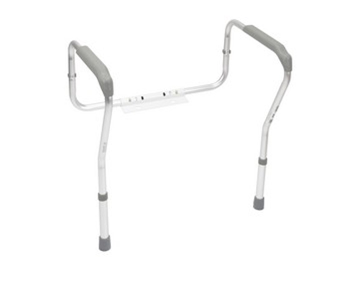 Drive 12001KD-1 Knocked Down Toilet Safety Frame
