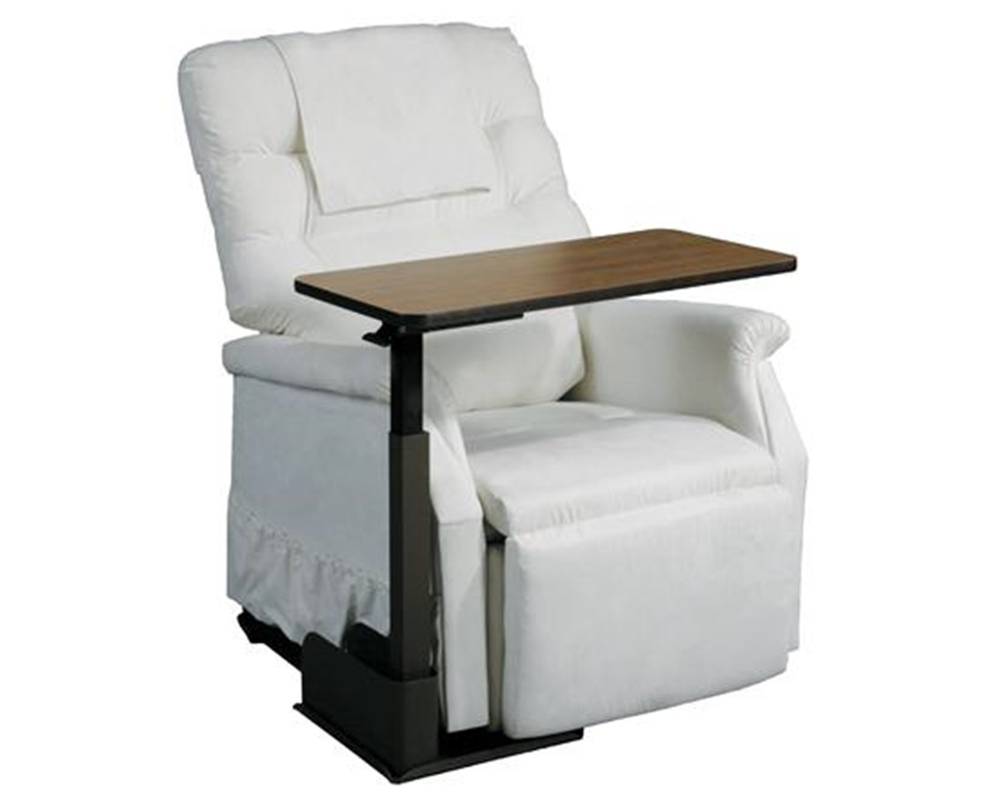 Seat Lift Chair Overbed Table DRI13085L