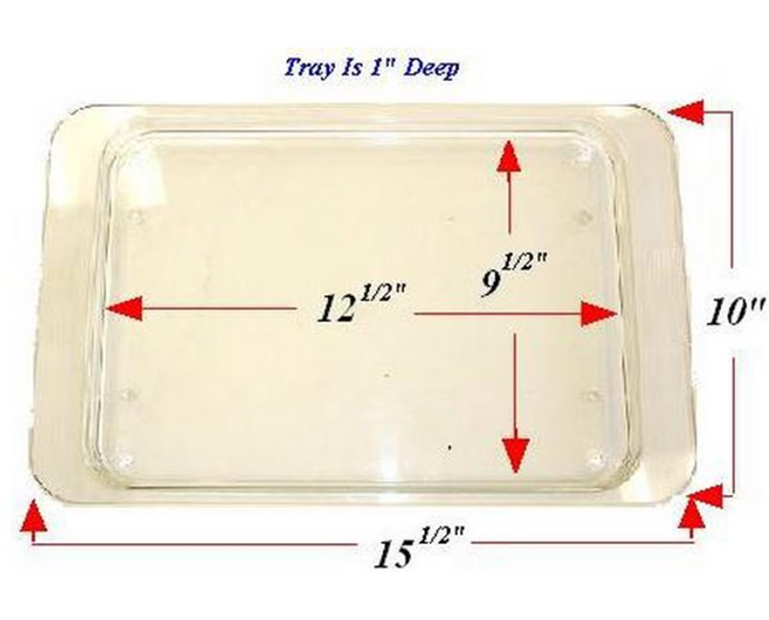 Tray For EMMI,NANNIE,1/ea DRI809