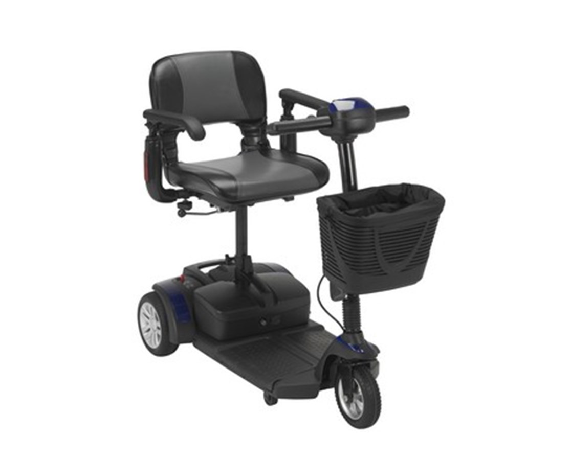 Active Care SPITFIRE132016FS12 Spitfire EX 1320 3 Wheel Scooter