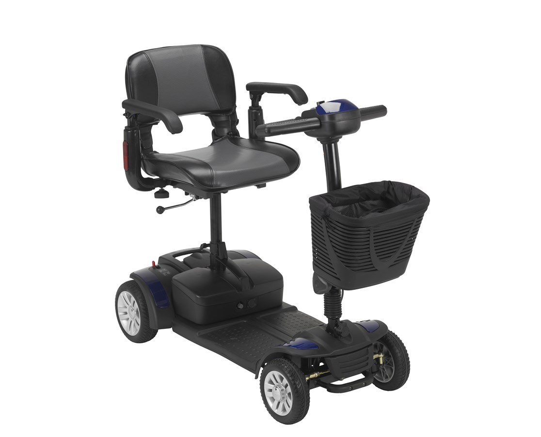 ActiveCare SPITFIRE142016FS12 Spitfire EX 1420 4 Wheel Scooter