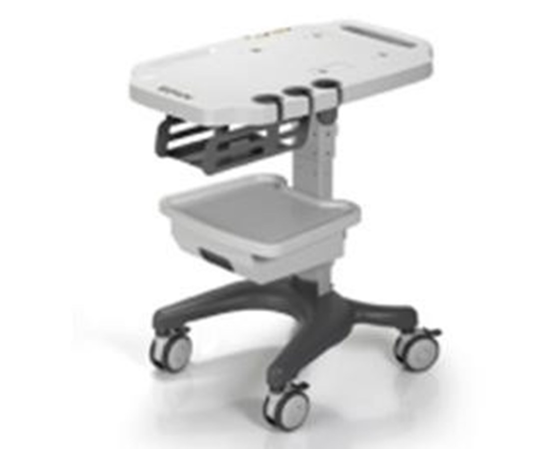 Luxury Mobile Trolley for DUS 3 and DUS 6 Digital Ultrasonic Diagnostic Imaging System EDAMT-802