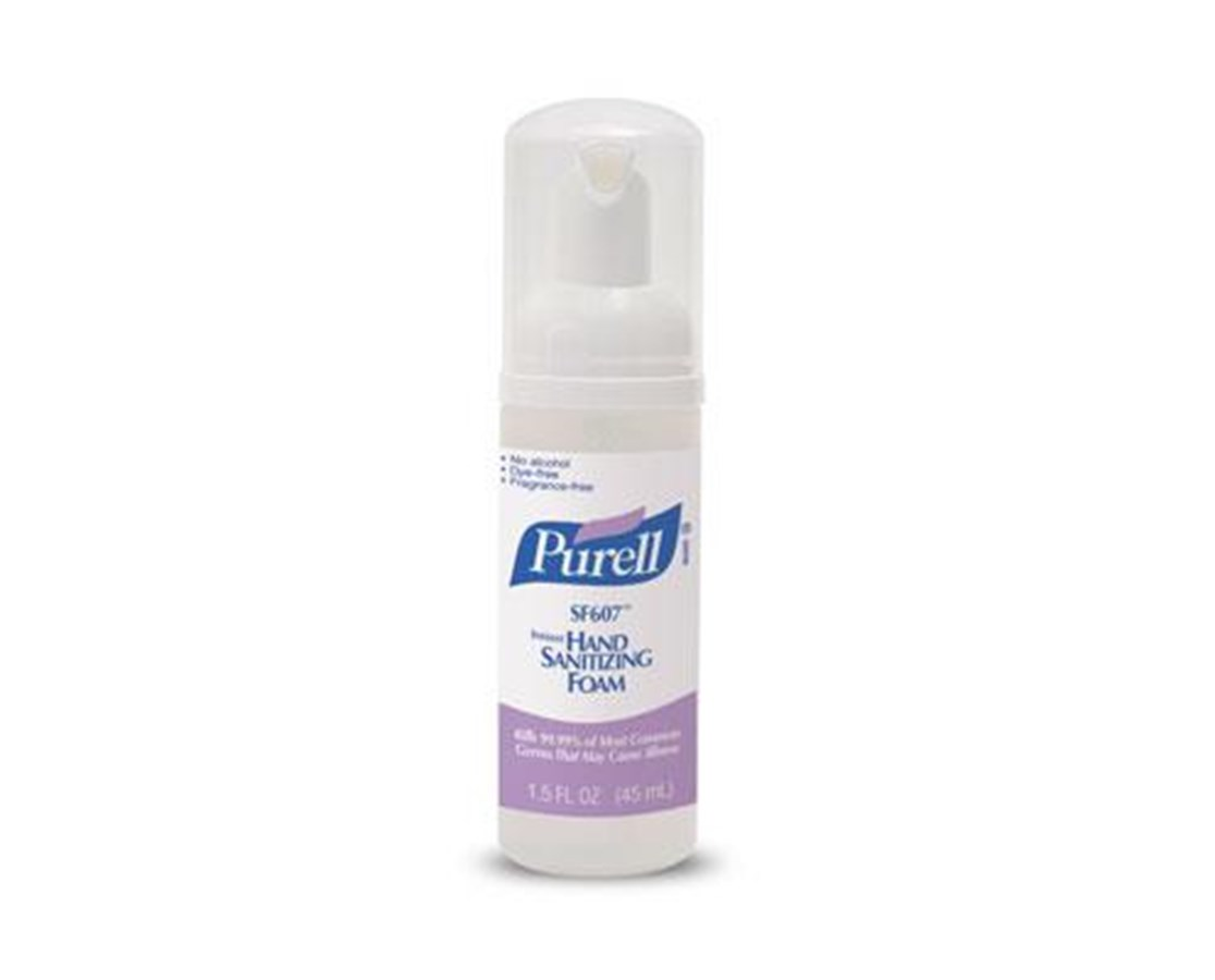 Purell Sf607 Instant Hand Sanitizer Foam 24 Save At