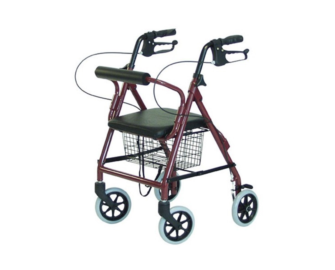 Walkabout Junior Four-Wheel Rollator GEJ4301R