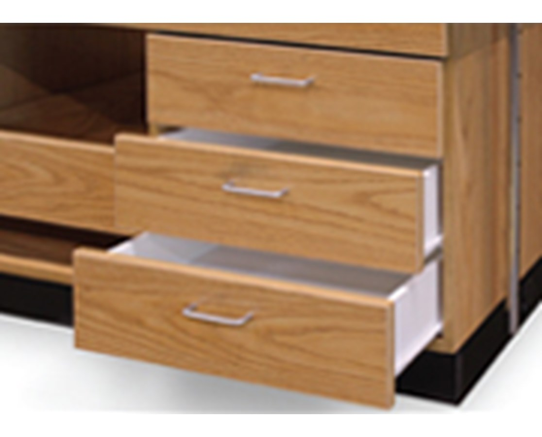 3 Drawers for Cabinet Treatment Tables HAUA966
