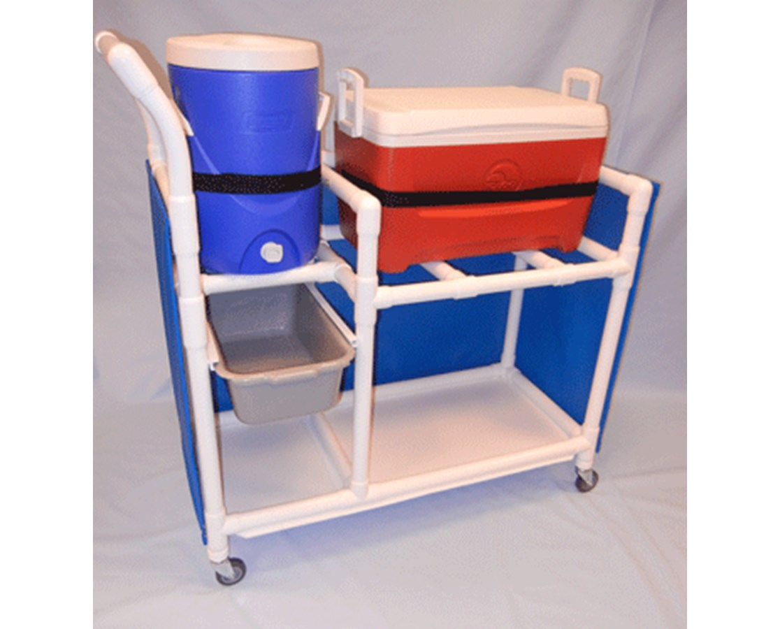 Combo Cooler Ice Cart HMPCOMBOW3
