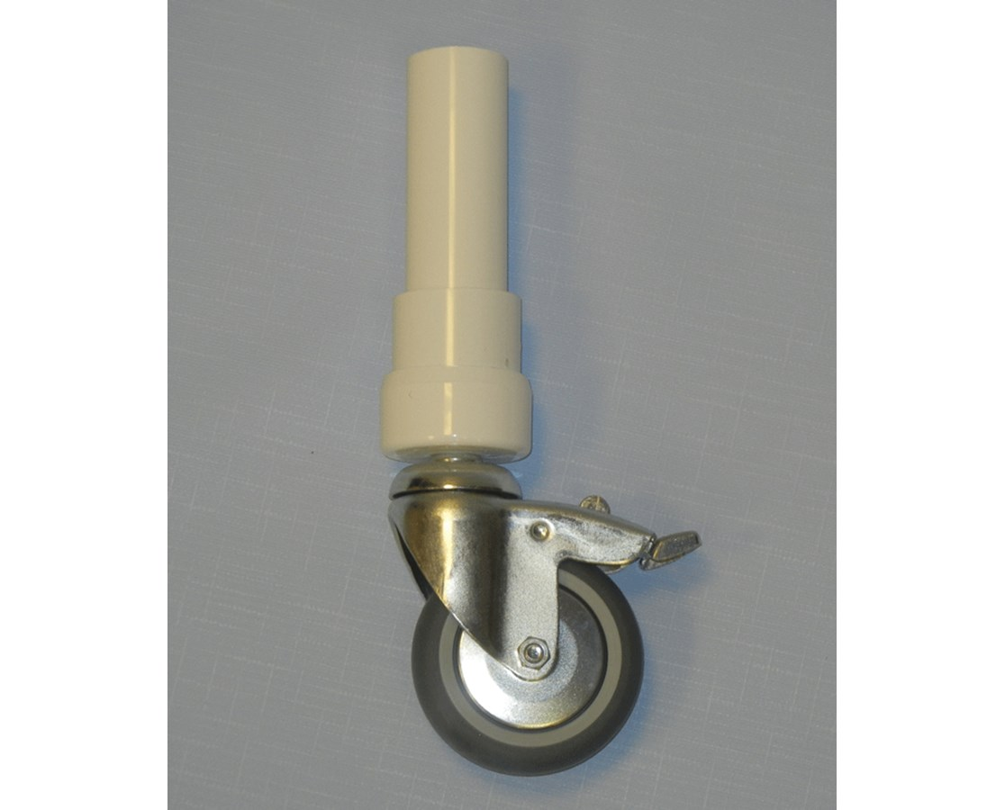 "3"" Tente Total Lock Casters HMPCUW3T3"