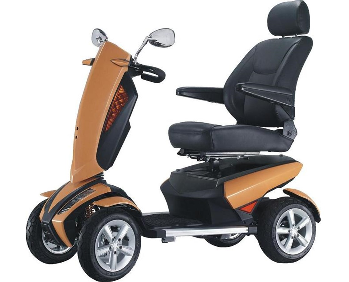 Vita 4 Wheel Mobility Scooter HRTS12-20-