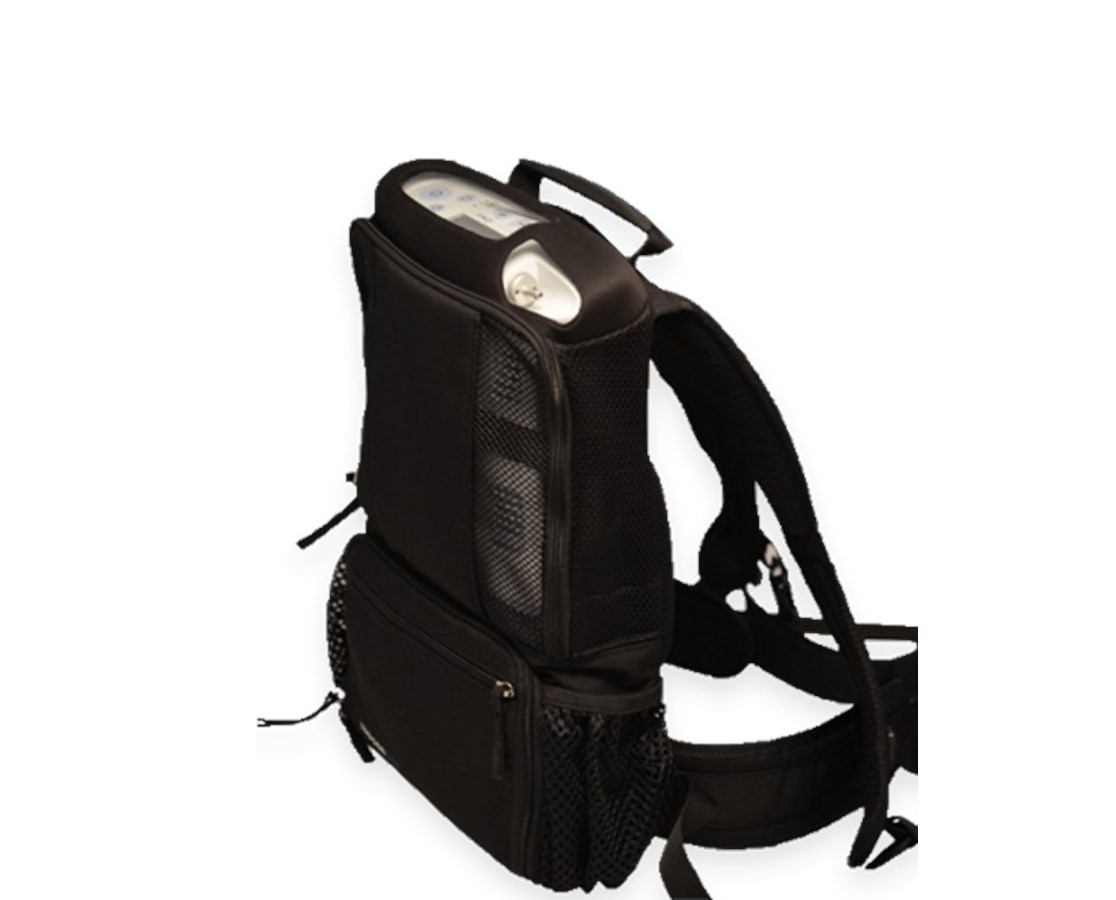 Backpack for G3 Portable Oxygen Concentrator INGCA-350