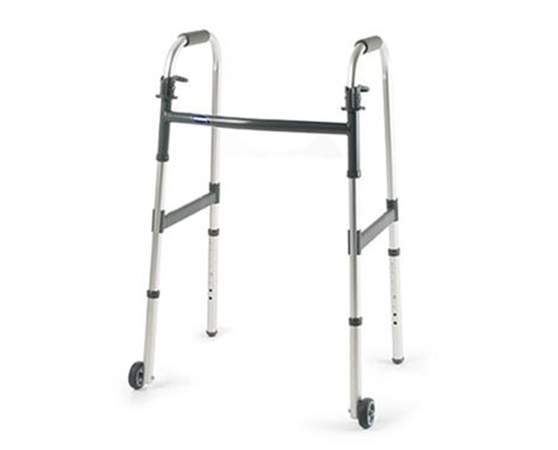 invacare 6291-3F Invacare Dual-Release Adult Walker INV6291-3F