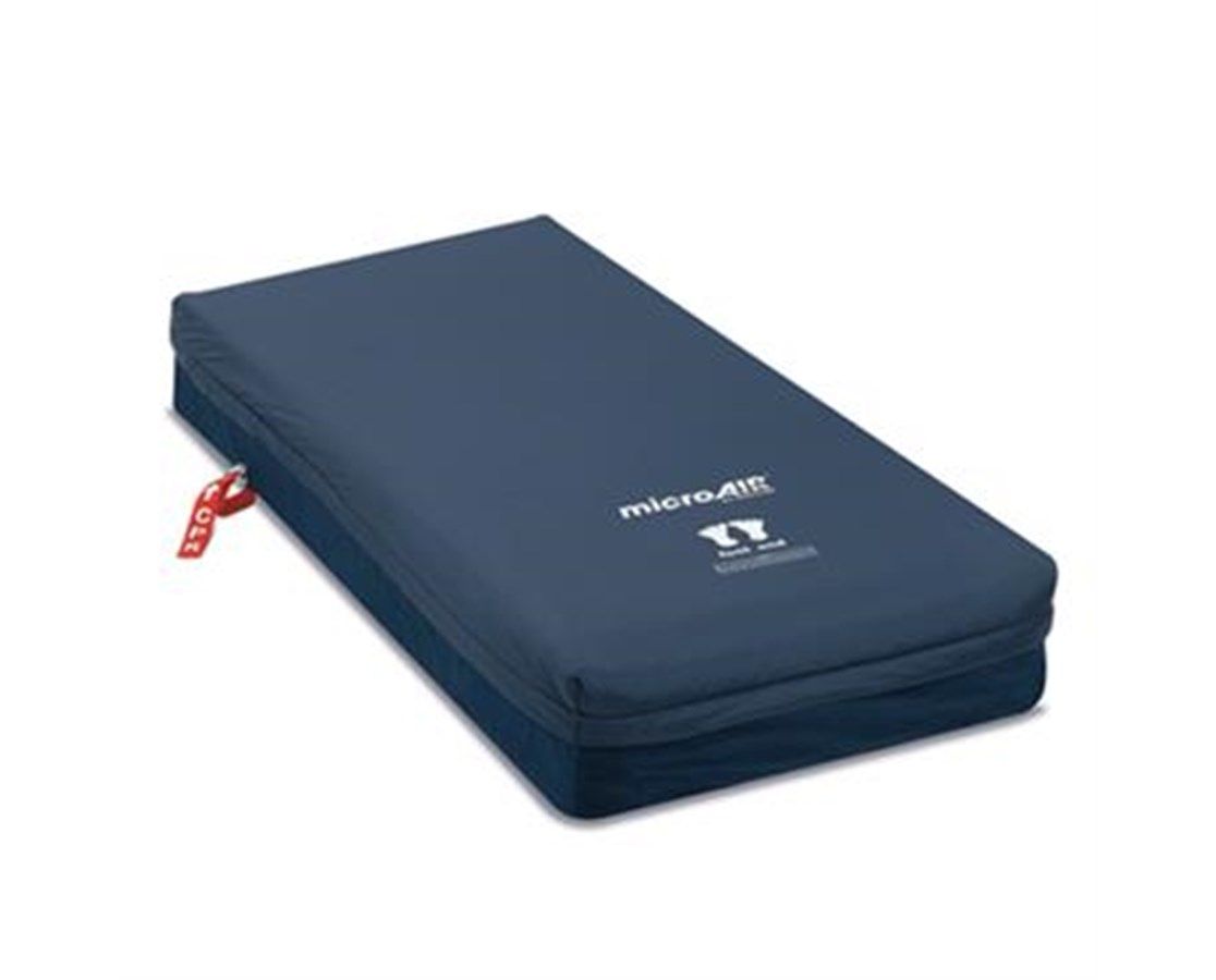 Invacare MA65 Therapeutic Support Surface with On-Demand Low Air Loss And 50 LPM Compressor