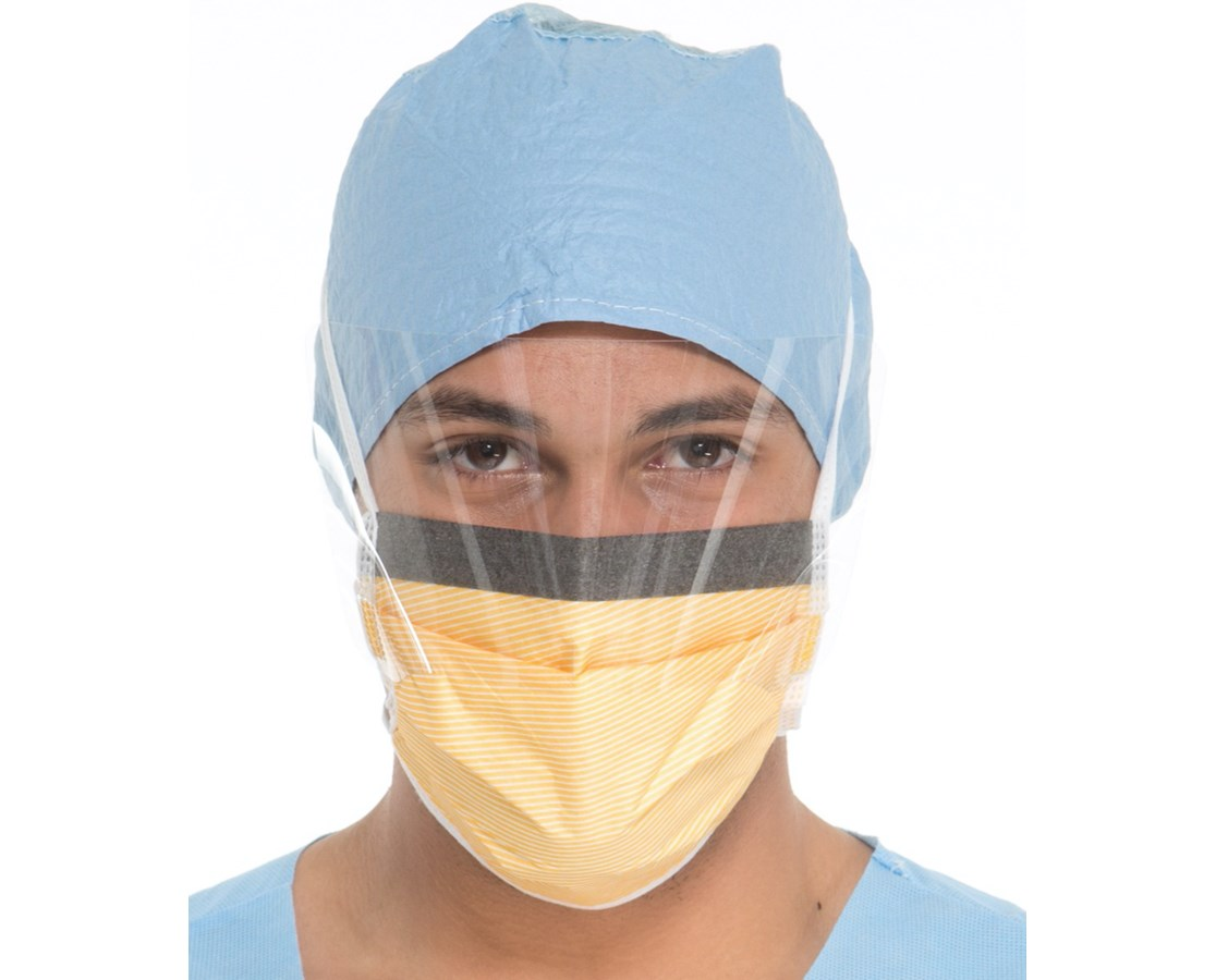 FluidShield Fog Free Surgical Mask KIM48247