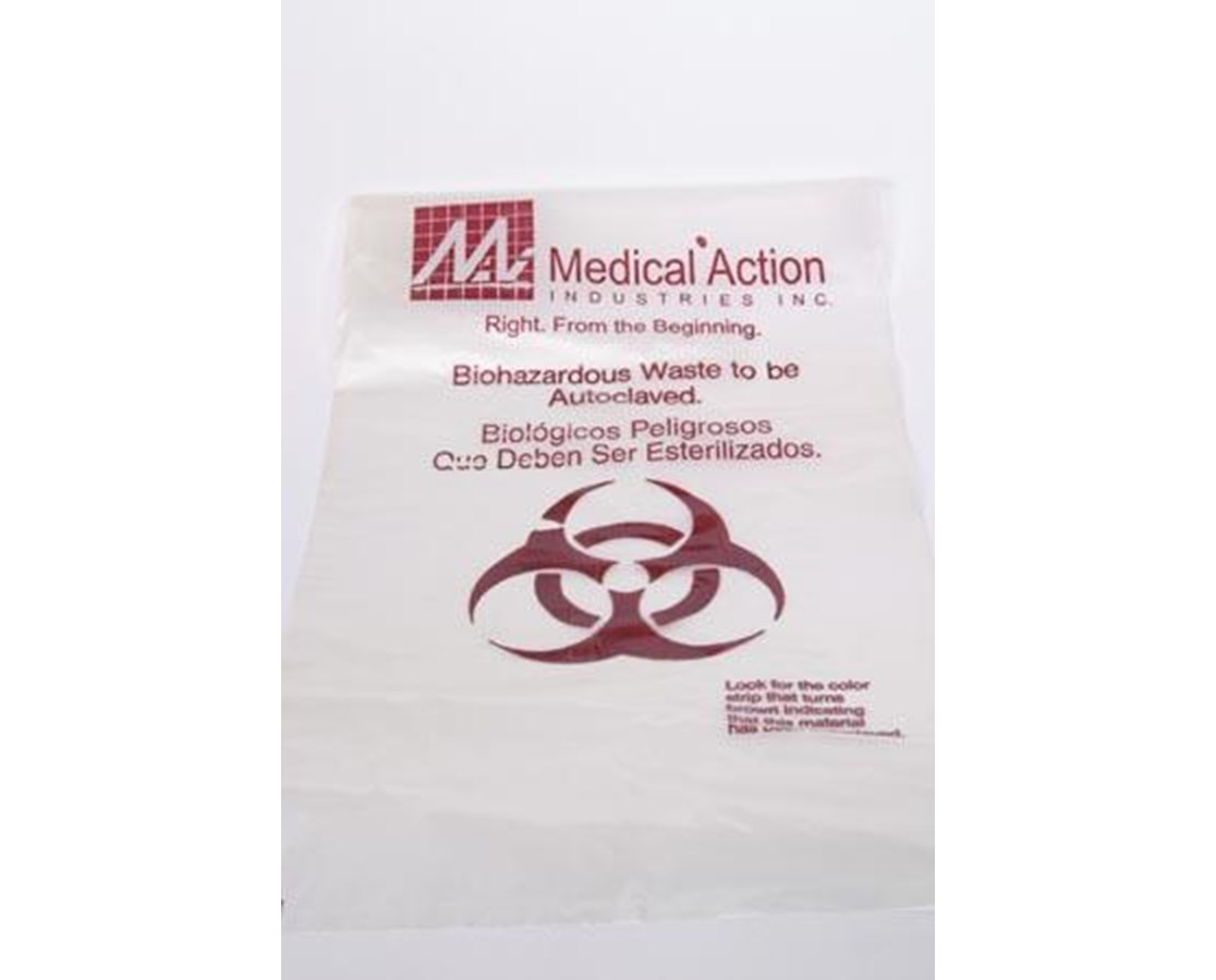 Autoclavable Decontamination Bags MAI8-100-