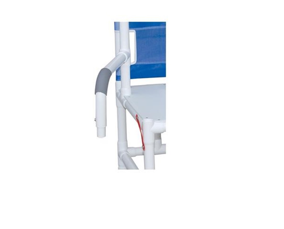Optional Double Drop Arm For MJM Shower Chairs (factory installed only) MJMDDA