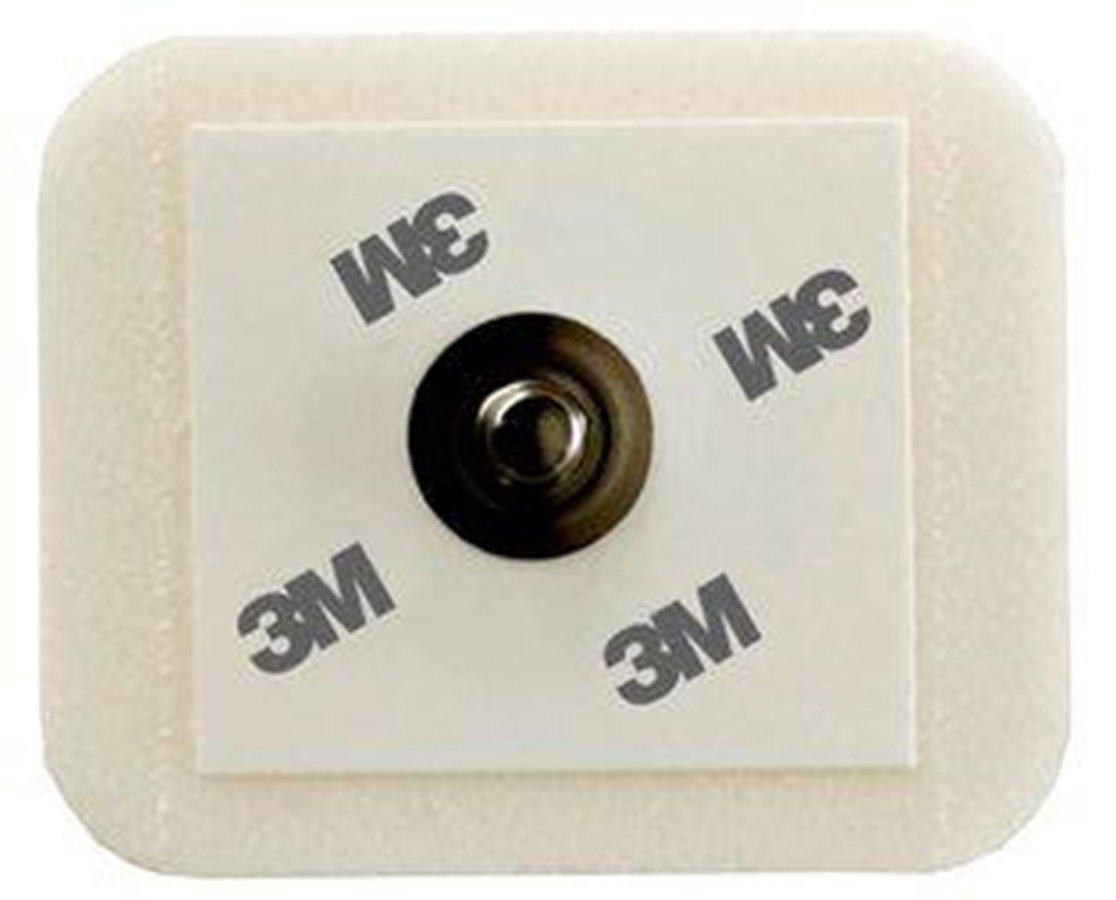 3M™ Radiopaque Foam Monitoring Electrodes MMM2228-3-