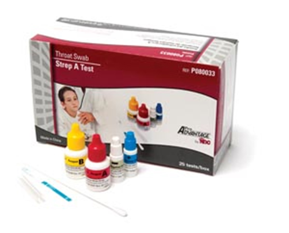 Strep A Test Strips NDCP080033