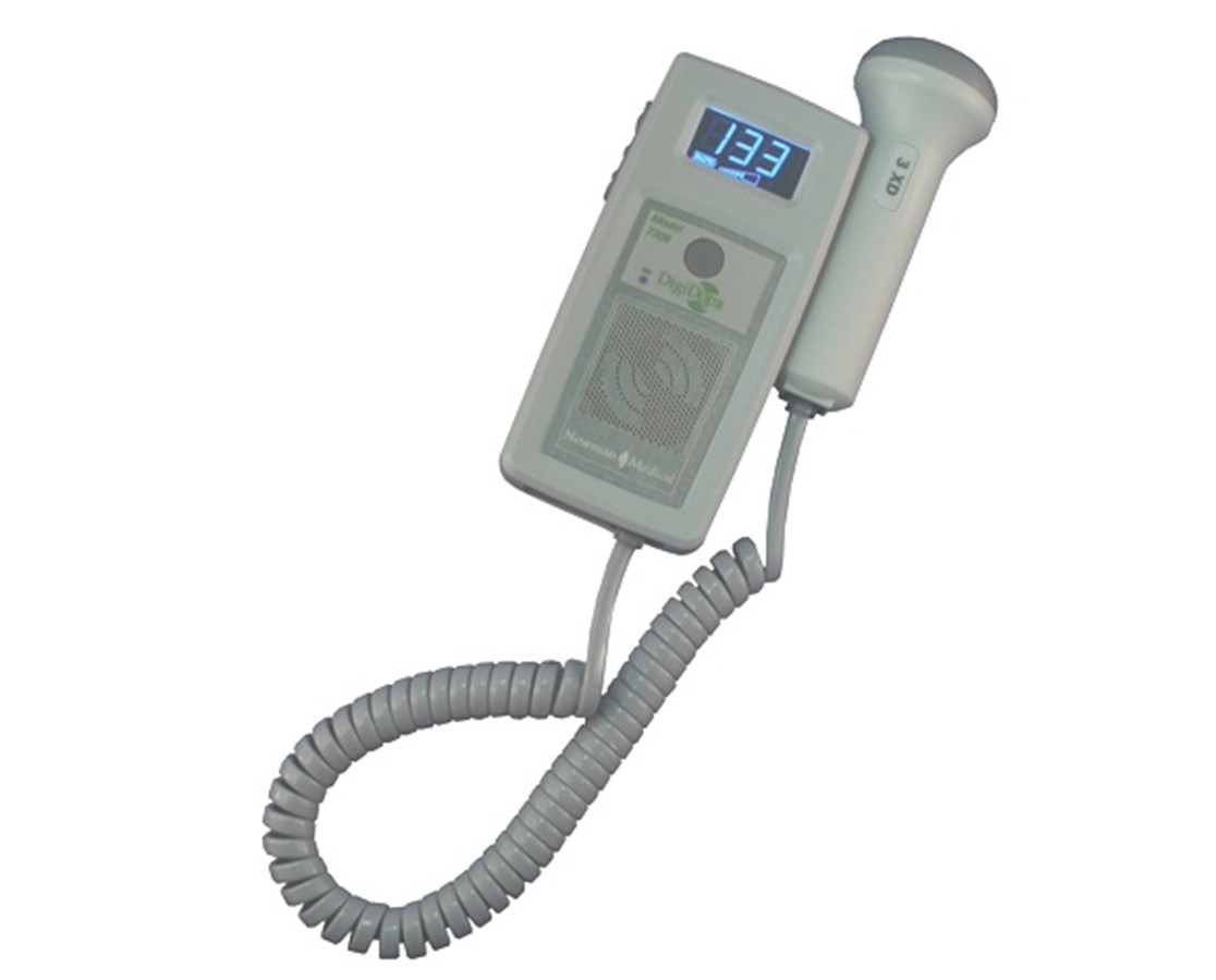 DigiDop II 770R Handheld Obstetric Doppler, Rechargeable NEWDD-770R-D2