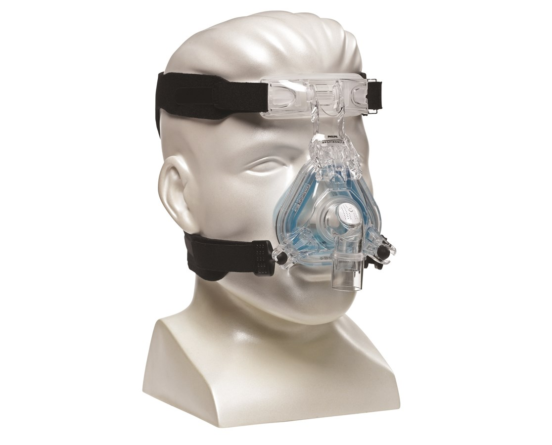ComfortGel Blue Nasal CPAP Mask with Headgear PHI1070040