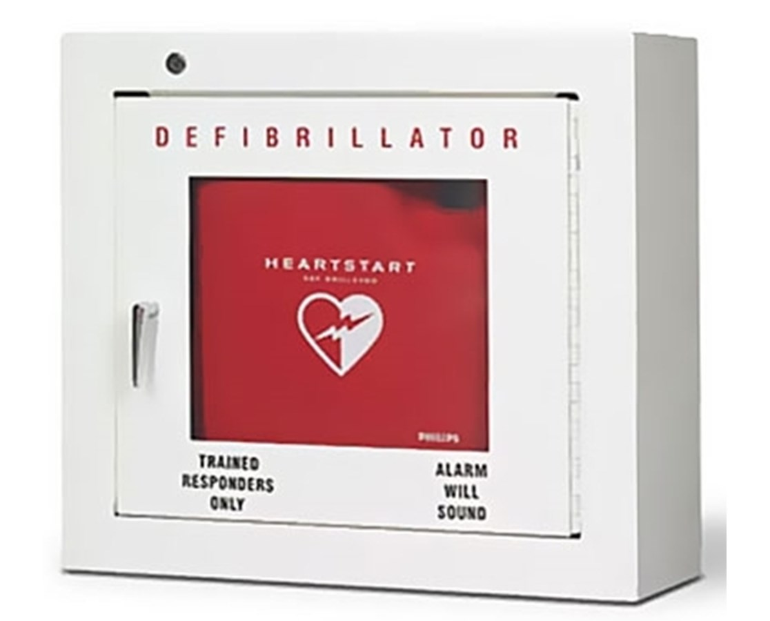Basic AED Cabinet - Surface Mount PHI989803136531