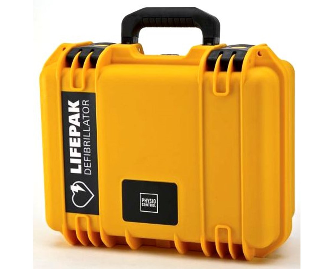 Hard Shell Carrying Case for LIFEPAK CR Plus & Express AEDs PHY11260-000015