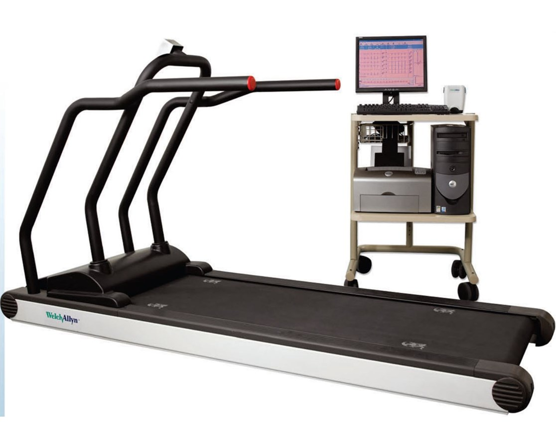 PC-Based Exercise Electrocardiograph WELCPSP-UN-UC-D-