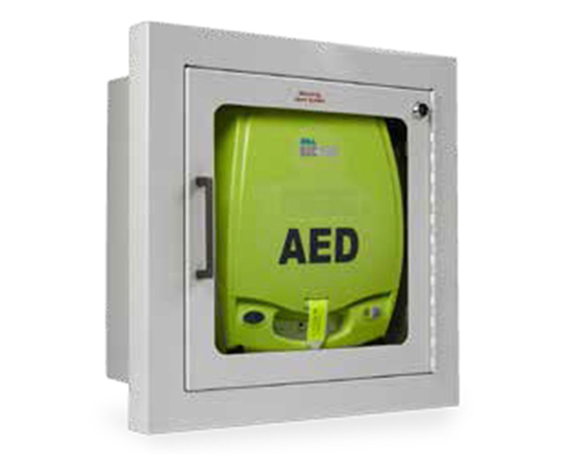 AED Plus® Recessed Mount Wall Cabinet ZOL8000-0814-01