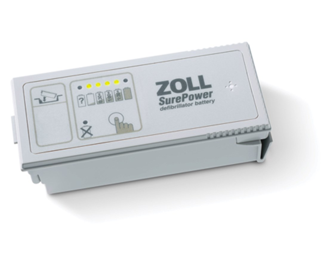 SurePower™ Rechargeable Lithium Ion Battery Pack ZOL8019-0535-01