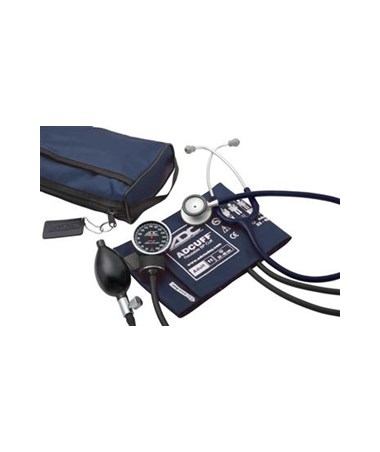 Pro's Combo V Pocket Aneroid Kit, Navy