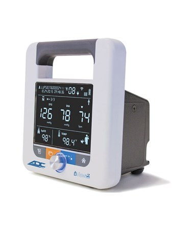 ADC9005BP- ADView® 2 Modular Diagnostic Vital Signs Monitoring Station - ADView 2 BP
