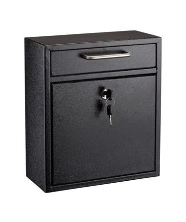Ultimate Wall Mounted Drop Box ADI631-05-BLK-