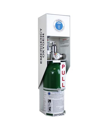Portable Emergency Oxygen Tank with Disposable Cylinders NDC31-01-0500-