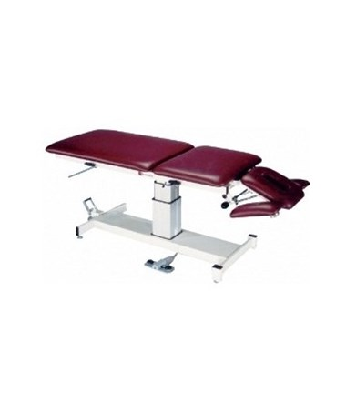 ARMAMSP500 - Hi-Lo Treatment Table with Five Section Top - Tilt Down Arms
