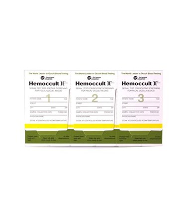 Hemoccult II Dispensapak BEC61100