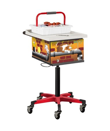 Pediatric Phlebotomy Cart CLI67237