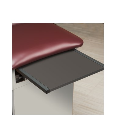 CLI8850- Panel Leg Treatment Table - Extended Leg Rest