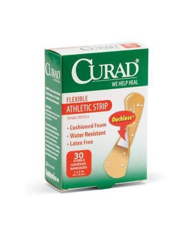 Athletic Foam Bandages CURCUR00007
