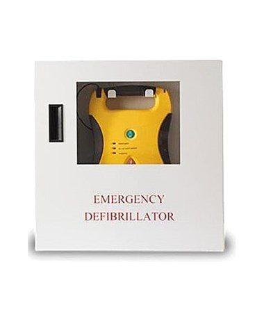 DEFDAC-210- Wall Mount Cabinet - with AED